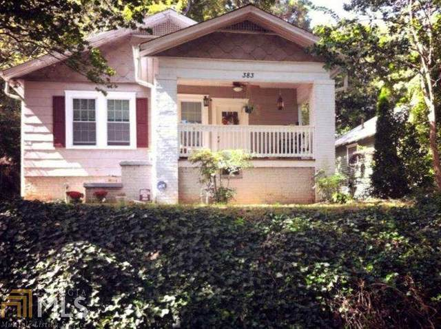 383 Patterson Ave, Atlanta, GA 30316 (MLS #8916475) :: Team Reign
