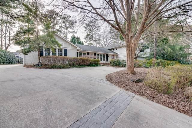 1916 Acuba Ln, Atlanta, GA 30345 (MLS #8916479) :: Scott Fine Homes at Keller Williams First Atlanta