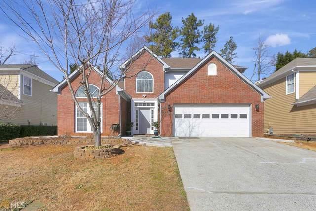 675 Manor Glen Drive, Suwanee, GA 30024 (MLS #8916486) :: Scott Fine Homes at Keller Williams First Atlanta