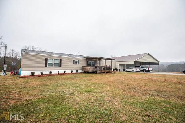 495 Kings Gin Road, Waco, GA 30182 (MLS #8916505) :: Anderson & Associates