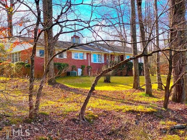 2877 Winder Hwy, Jefferson, GA 30549 (MLS #8916542) :: Buffington Real Estate Group