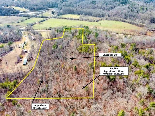 0 Alec Mountain Rd, Clarkesville, GA 30523 (MLS #8916545) :: Amy & Company   Southside Realtors
