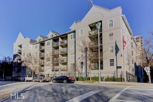 1074 Peachtree Walk Ne B320, Atlanta, GA 30309 (MLS #8916588) :: Maximum One Greater Atlanta Realtors