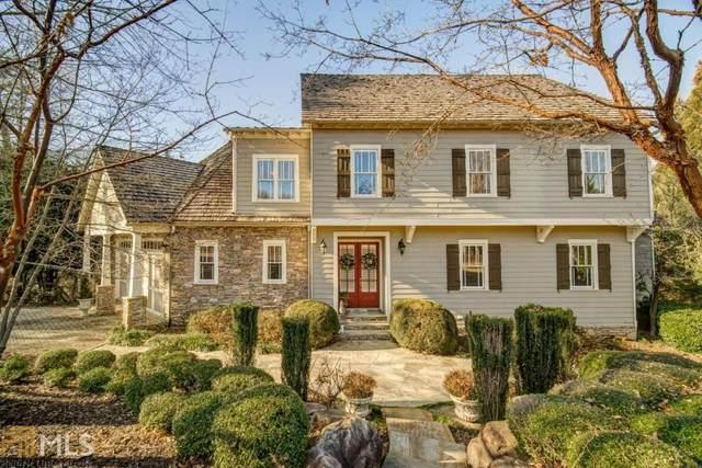 15 Chestatee Square Ln, Dawsonville, GA 30534 (MLS #8916624) :: Buffington Real Estate Group