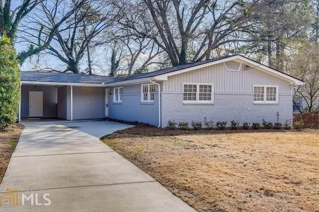 2575 Sharondale Drive Ne, Atlanta, GA 30305 (MLS #8916687) :: Scott Fine Homes at Keller Williams First Atlanta