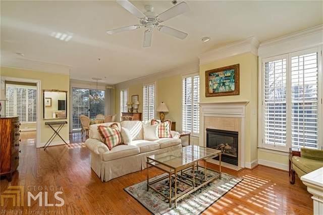 3101 Howell Mill Rd #221, Atlanta, GA 30327 (MLS #8916733) :: Crown Realty Group