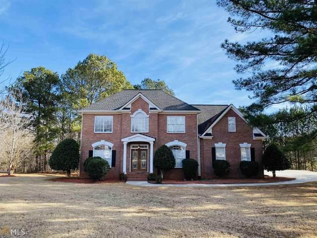 100 Sunnybrook Dr., Fayetteville, GA 30214 (MLS #8916763) :: Regent Realty Company