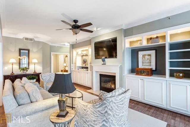 211 Colonial Homes Drive Nw #2507, Atlanta, GA 30309 (MLS #8916791) :: Scott Fine Homes at Keller Williams First Atlanta