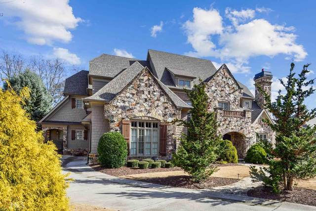 27 Sherwood Lane Ln, Marietta, GA 30067 (MLS #8916803) :: Crown Realty Group
