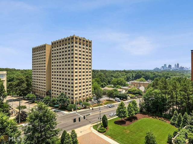 2479 Peachtree Rd #1316, Atlanta, GA 30305 (MLS #8916810) :: Anderson & Associates