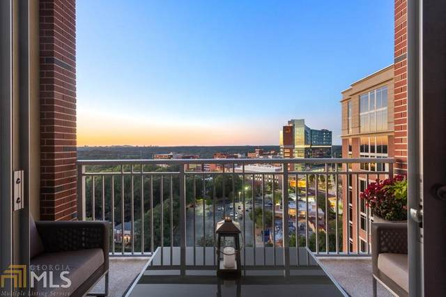 1820 Peachtree Street Nw #1611, Atlanta, GA 30309 (MLS #8916899) :: Scott Fine Homes at Keller Williams First Atlanta