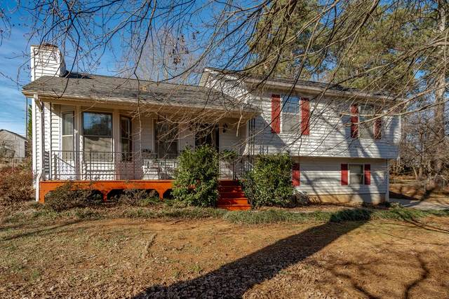 128 Southfork Drive, Woodstock, GA 30189 (MLS #8917082) :: The Realty Queen & Team