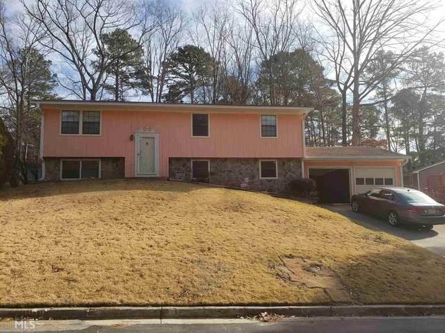 2188 Cherokee Valley Circle, Lithonia, GA 30058 (MLS #8917125) :: Maximum One Greater Atlanta Realtors