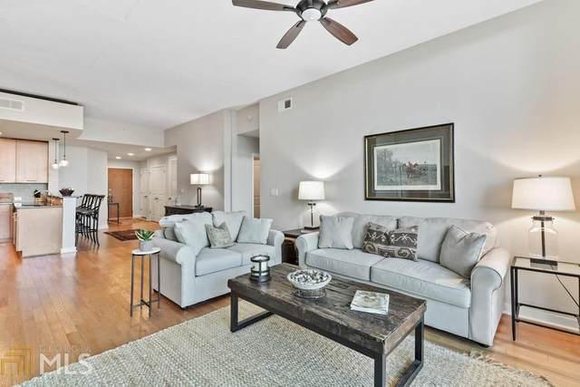 3300 Windy Ridge Pkwy #911, Atlanta, GA 30339 (MLS #8917202) :: Buffington Real Estate Group