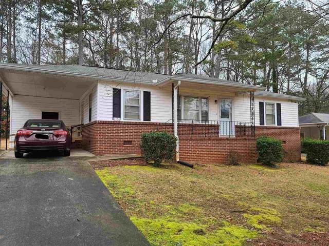 1106 SW Cliff Dr, Mableton, GA 30126 (MLS #8917206) :: Crown Realty Group