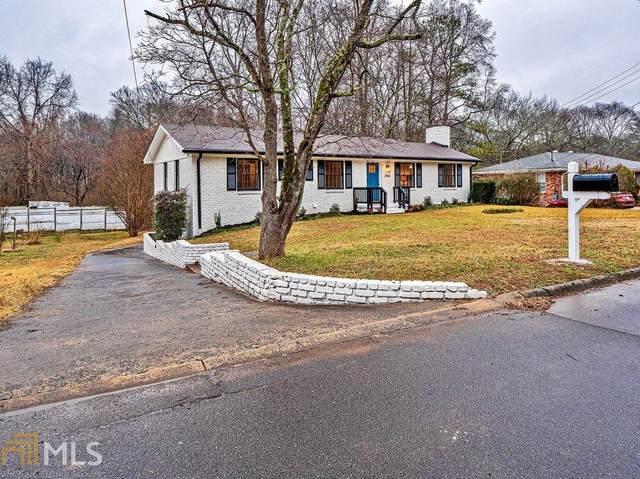 2965 Nursery Road Se, Smyrna, GA 30082 (MLS #8917213) :: Crown Realty Group