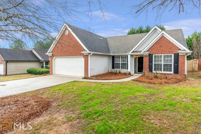 2354 Hillvale Circle, Lithonia, GA 30058 (MLS #8917257) :: Crown Realty Group