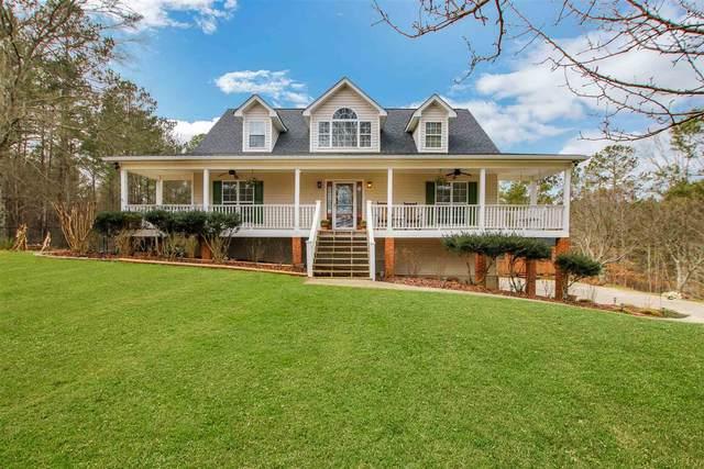 746 NE Marshall Fuller, Dallas, GA 30157 (MLS #8917295) :: Regent Realty Company