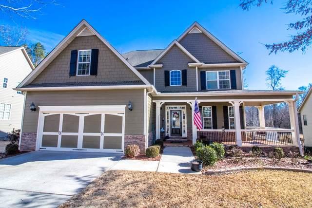 259 Horizon Hill, Newnan, GA 30265 (MLS #8917303) :: Crown Realty Group
