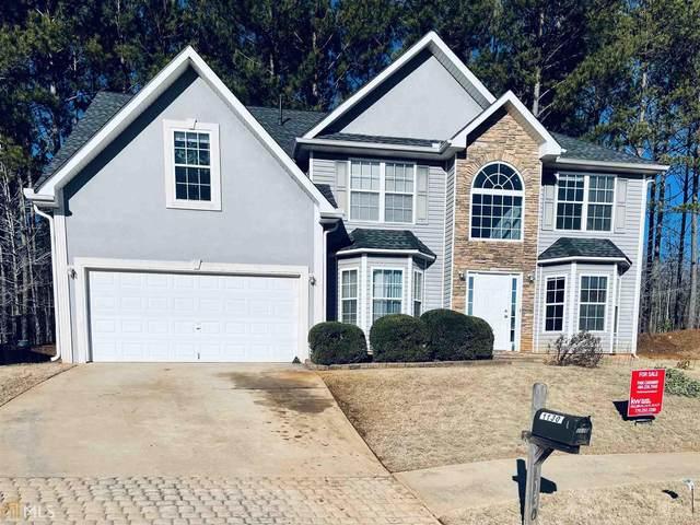 1130 Oak Hollow Ln, Hampton, GA 30228 (MLS #8917382) :: The Durham Team