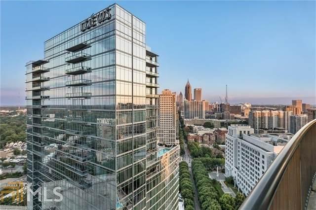 1080 Peachtree St #2805, Atlanta, GA 30309 (MLS #8917482) :: Crown Realty Group