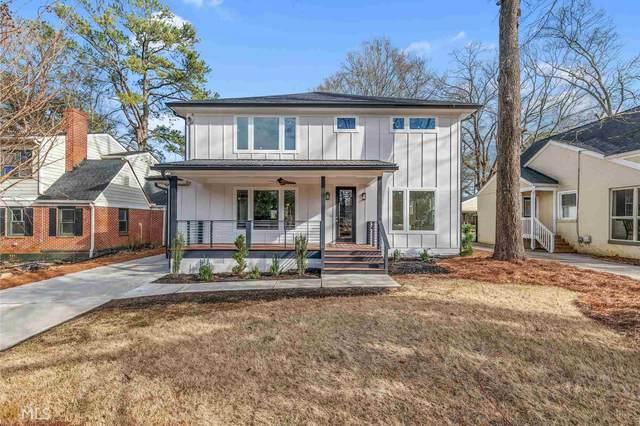 39 NE Candler Rd, Atlanta, GA 30317 (MLS #8917483) :: Rettro Group