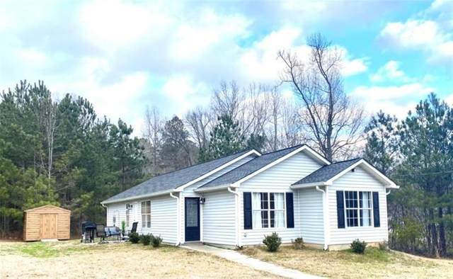 130 Hickory Ln, Carrollton, GA 30116 (MLS #8917541) :: Rettro Group