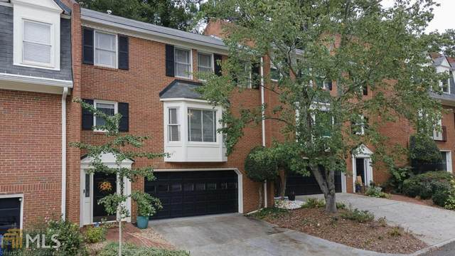 3873 Roswell Rd #8, Buckhead, GA 30342 (MLS #8917614) :: RE/MAX Center