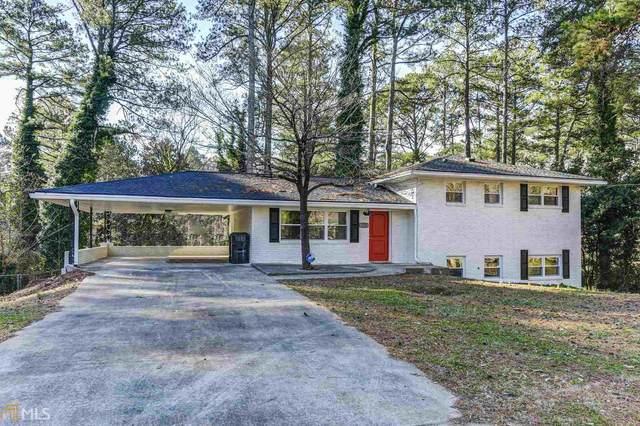 2752 Arrowood Drive, East Point, GA 30344 (MLS #8917657) :: Amy & Company | Southside Realtors
