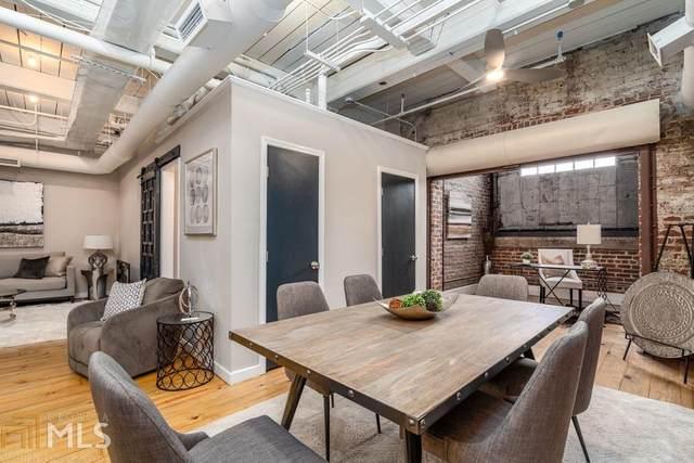 342 Marietta Street #7, Atlanta, GA 30313 (MLS #8917661) :: Amy & Company | Southside Realtors