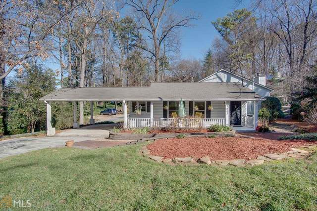 1863 Volberg Nw, Atlanta, GA 30318 (MLS #8917669) :: Amy & Company | Southside Realtors