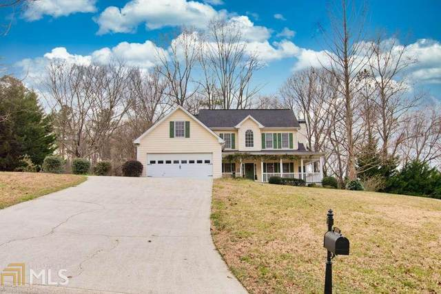 4704 Carriage Way, Flowery Branch, GA 30542 (MLS #8917908) :: Scott Fine Homes at Keller Williams First Atlanta