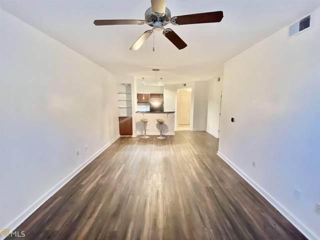 390 17Th St #3046, Atlanta, GA 30363 (MLS #8917960) :: Buffington Real Estate Group