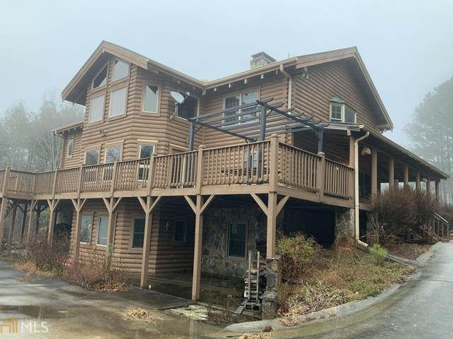 861 High Meadow Trl, Cleveland, GA 30528 (MLS #8917963) :: The Heyl Group at Keller Williams