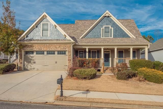 66 Lochmere Ln, Dawsonville, GA 30534 (MLS #8918140) :: Buffington Real Estate Group