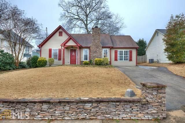 117 South Ave, Cartersville, GA 30120 (MLS #8918171) :: Rettro Group