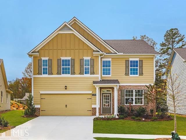 6825 Scarlet Oak Way, Flowery Branch, GA 30542 (MLS #8918199) :: Buffington Real Estate Group