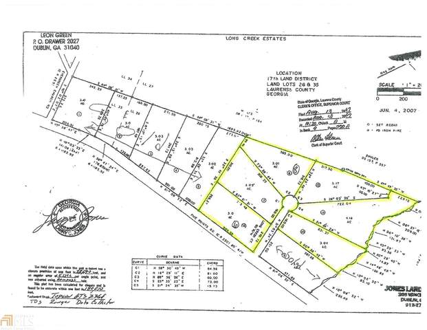 0 Five Points Rd Lot 8, Cadwell, GA 31009 (MLS #8918276) :: Military Realty