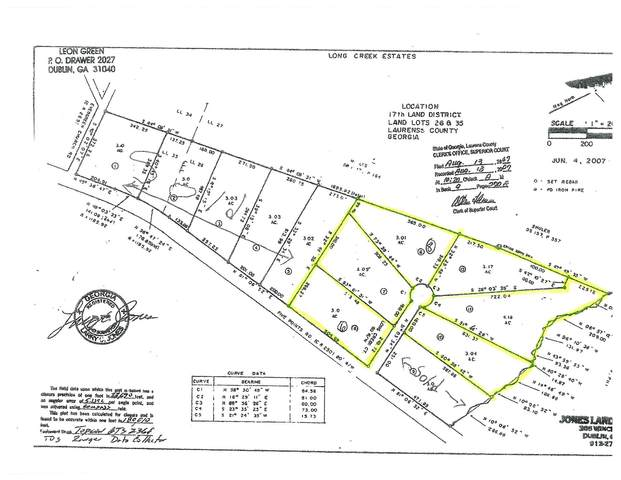 0 Five Points Rd Lot 7 Lot 7, Cadwell, GA 31009 (MLS #8918279) :: Military Realty