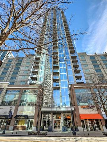 855 Peachtree St #1210, Atlanta, GA 30308 (MLS #8918297) :: RE/MAX Eagle Creek Realty