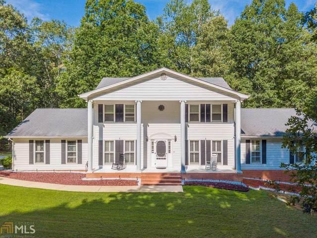 290 New Chapel Rd, Whitesburg, GA 30185 (MLS #8918330) :: Buffington Real Estate Group