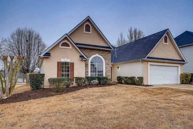 7899 Clearview Cir, Riverdale, GA 30296 (MLS #8918537) :: Buffington Real Estate Group