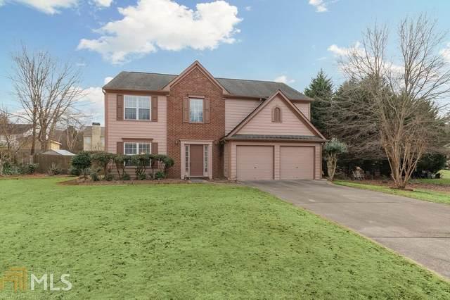 5383 Under Way, Buford, GA 30518 (MLS #8918587) :: Buffington Real Estate Group