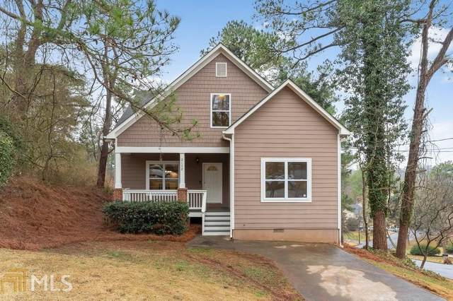 2178 Abner Place Nw, Atlanta, GA 30318 (MLS #8918591) :: The Heyl Group at Keller Williams