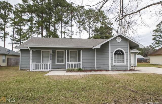 206 Ridgemont Court, Kingsland, GA 31548 (MLS #8918605) :: Buffington Real Estate Group