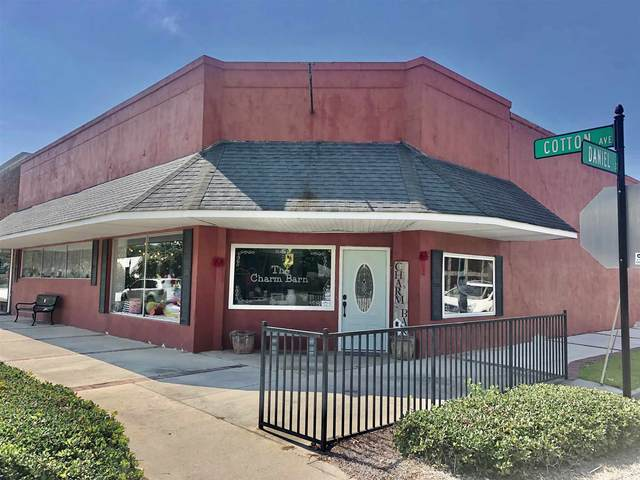 553 Cotton Ave, Millen, GA 30442 (MLS #8918727) :: Crest Realty
