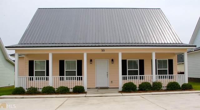 33 Paradise Cv, Statesboro, GA 30458 (MLS #8918755) :: RE/MAX Eagle Creek Realty