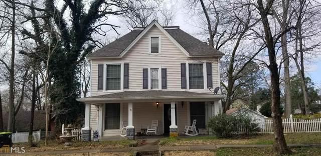 260 Manning St, Tallapoosa, GA 30176 (MLS #8918829) :: Rettro Group