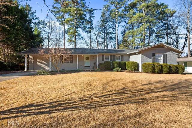 3878 Carlton Drive, Chamblee, GA 30341 (MLS #8918845) :: Buffington Real Estate Group