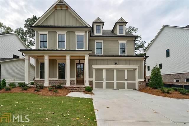 1275 Briarwood Rd, Brookhaven, GA 30319 (MLS #8918955) :: Buffington Real Estate Group
